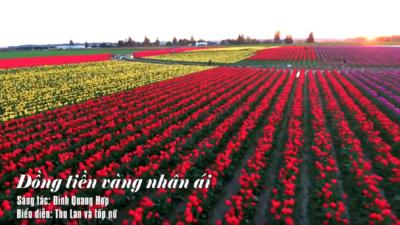MV Đồng tiền vàng nhân ái - Thu Lan và Tốp nữ