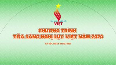 Chương trình Tỏa sáng nghị lực Việt Nam
