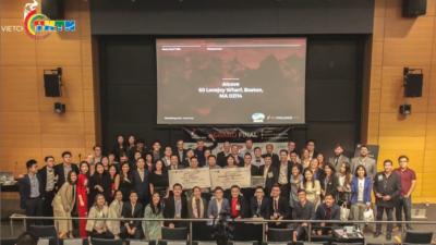 Chung kết Cuộc thi Quốc tế khởi nghiệp toàn cầu - VietChallenge 2020