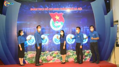 Hội nghị trực tuyến sơ kết 05 năm thực hiện Chỉ thị 05 của Thành đoàn Hà Nội
