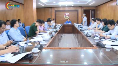 Hội nghị Uỷ ban Quốc gia về Thanh niên Việt Nam