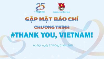 Chương trình Thank you, Vietnam !