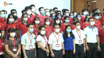 Tuổi trẻ Thủ đô 7 ngày cùng cao điểm thành phố hỗ trợ tiêm chủng, truy tìm F0