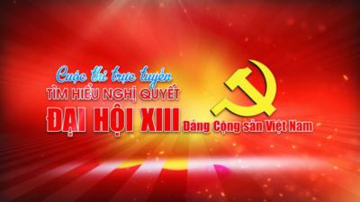 Trailer Cuộc thi Tìm hiểu nghị quyết Đại hội XIII của Đảng