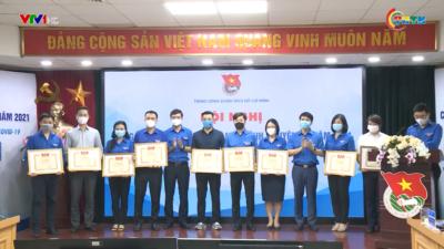 Dấu ấn Thanh niên tình nguyện trong các hoạt động tham gia phòng, chống dịch bệnh