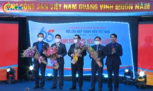 Hành trình Tôi yêu Tổ quốc tôi - kỷ niệm 65 năm Ngày truyền thống Hội LHTN Việt Nam