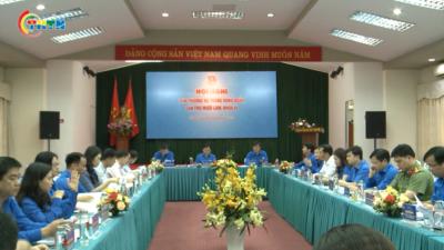 Hội nghị Ban thường vụ Trung ương Đoàn lần thứ 15 khoá XI