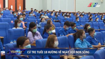 An Giang - Cử tri trẻ hướng về ngày hội non sông