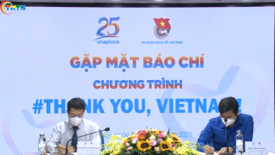 Chương trình Thank you, VietNam! năm 2021