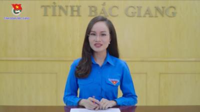 Bắc Giang - Điểm tin thanh niên tháng 10/2019.