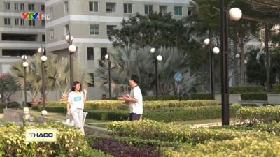 Lê Phương Thảo Vy - Dự án 'Tủ sách kết nối' tại các chung cư.