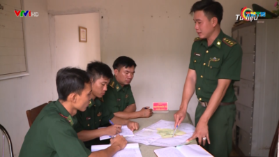 Tuổi trẻ Biên phòng xứng danh Bộ đội Cụ hồ.