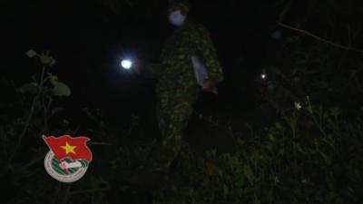 Quảng Nam - Tuổi trẻ Biên phòng nơi tuyến đầu chống dịch.