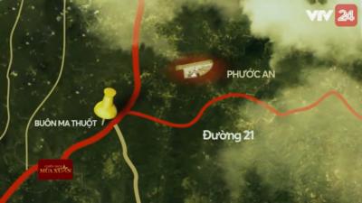 Chiến dịch Mùa Xuân - Trận then chốt thứ 2 của chiến dịch Tây Nguyên:  Đón đầu phản kích.
