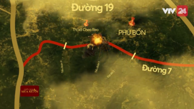 Chiến dịch mùa Xuân - Cuộc truy kích thần tốc tại Cheo Reo - Phú Bổn.