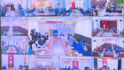 Tuổi trẻ Quảng Ninh cùng chung tay phòng chống dịch bệnh Covid-19.