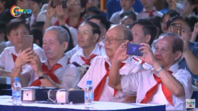Kỉ niệm 65 năm thành lập Cung thiếu nhi Hà Nội.