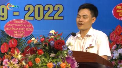 Đại hội Đại biểu Đoàn TNCS Hồ Chí Minh trường Cao Đẳng Nghề Công nghệ cao Hà Nội lần thứ IV.