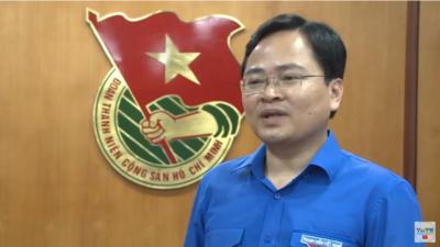 """Đồng chí Nguyễn Anh Tuấn - Chủ tịch Hội LHTN Việt Nam phát động chiến dịch """"Tôi thay đổi"""""""