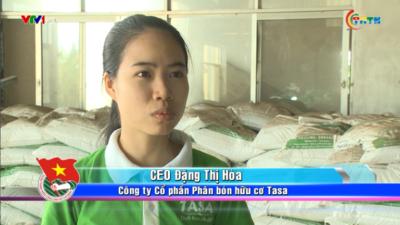 Giấc mơ về nền nông nghiệp bền vững ở Việt Nam.