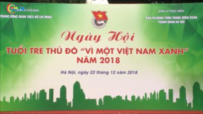 Ngày hội Vì Việt Nam xanh