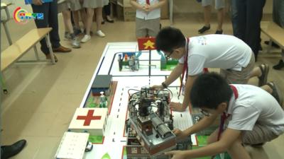 Hội thi Tin học trẻ Thành phố Hà Nội lần thứ XXVI năm 2020.