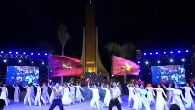 Bình Thuận - Lễ Kỷ niệm 73 năm Ngày Thương binh - Liệt sĩ (27/7/1941 - 27/7/2020).