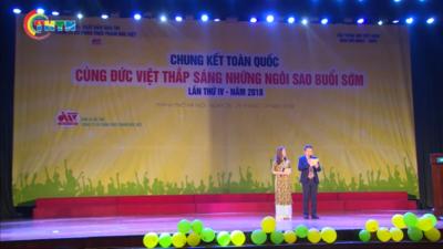 Cùng Đức Việt thắp sáng những Ngôi sao buổi sớm