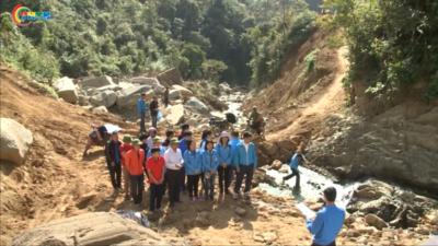 Lễ khởi công xây cầu dân sinh tại Yên Bái
