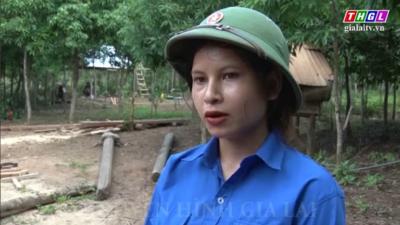 Gia Lai - Tuổi trẻ Lữ đoàn 40 tình nguyện vì cuộc sống cộng đồng