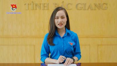 Bắc Giang - Điểm tin thanh niên tháng 8/2020
