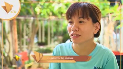 Nguyễn Thị Nhung - Ước mơ hạc giấy của người phụ nữ tật nguyền