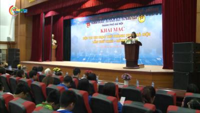 Hội thi Tin học trẻ Thành phố Hà Nội