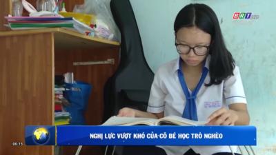 Nguyễn Thị Ngân Quỳnh - Nghị lực vượt khó trong học tập