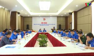 Sơn La - Tổng kết Chiến dịch Thanh niên tình nguyện hè