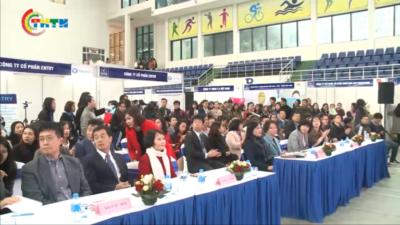 Ngày hội việc làm 2019 trường Đại học Ngoại ngữ Đại học Quốc gia Hà Nội