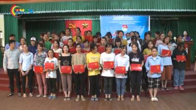 Bế giảng 2 lớp học nghề may công nghiệp cho thanh niên nông thôn tại Ba Vì