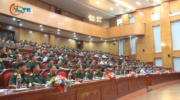 Khai mạc Lớp bồi dưỡng kỹ năng, nghiệp vụ CTĐ&PTTN Quân đội năm 2020