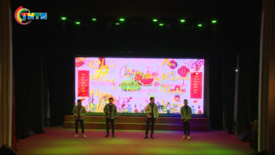Hỗ trợ 160 suất quà cho sinh viên khó khăn về quê đón Tết