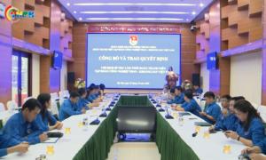 Đoàn Thanh niên Tập đoàn Than khoáng sản Việt Nam phát động Chương trình Ủng hộ đồng bào miền Trung ruột thịt