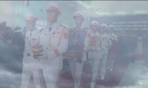 22 cán bộ, chiến sĩ - Hoa đỏ giữa thời bình