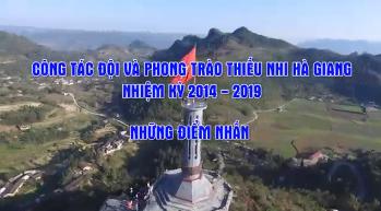 Hà Giang - Phong trào thiếu nhi học tập 5 điều Bác Hồ dạy
