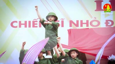 Hà Nội - Thiếu nhi Thủ đô thực hiện tốt 5 điều Bác Hồ dạy