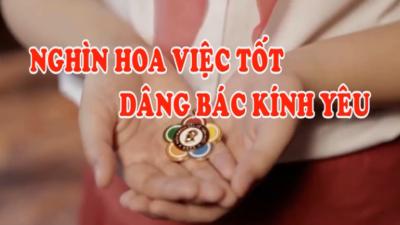 Hưng Yên - Phong trào thiếu nhi học tập 5 điều Bác Hồ dạy