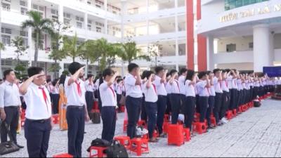 Kiên Giang - Phong trào thiếu nhi học tập 5 điều Bác Hồ dạy