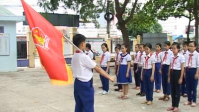 Kon Tum - Phong trào thiếu nhi học tập 5 điều Bác Hồ dạy