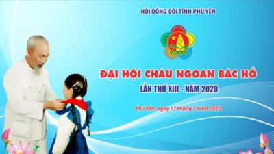 Phú Yên - Phong trào thiếu nhi học tập 5 điều Bác Hồ dạy