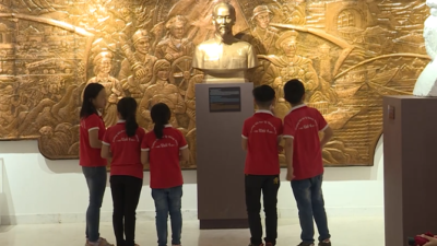 Quảng Ninh - Phong trào thiếu nhi học tập 5 điều Bác Hồ dạy