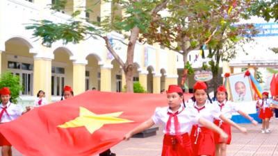 Quảng Ngãi - Phong trào thiếu nhi học tập 5 điều Bác Hồ dạy
