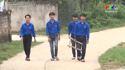 Phú Thọ - Tuổi trẻ góp sức xây dựng nông thôn mới